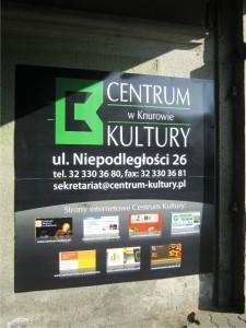 centrum kultury w knurowie
