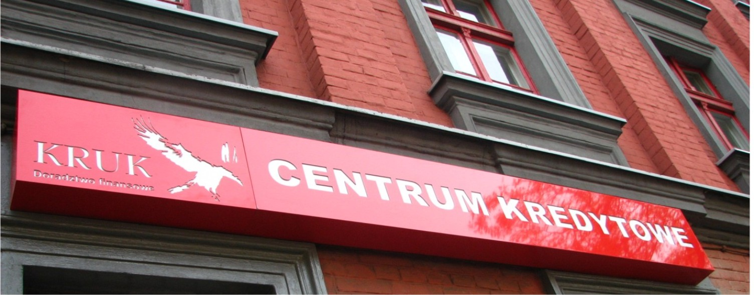 kruk centrum kredytowe