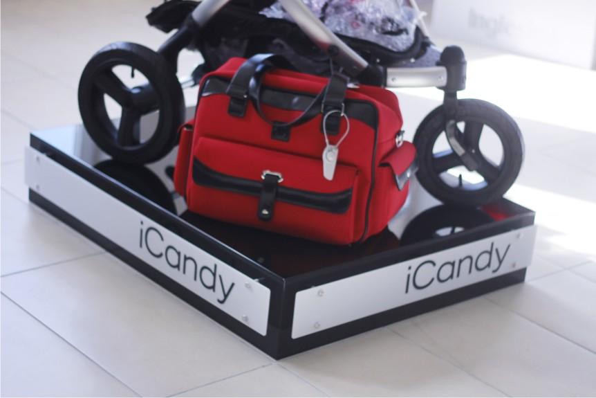 wózek iCandy