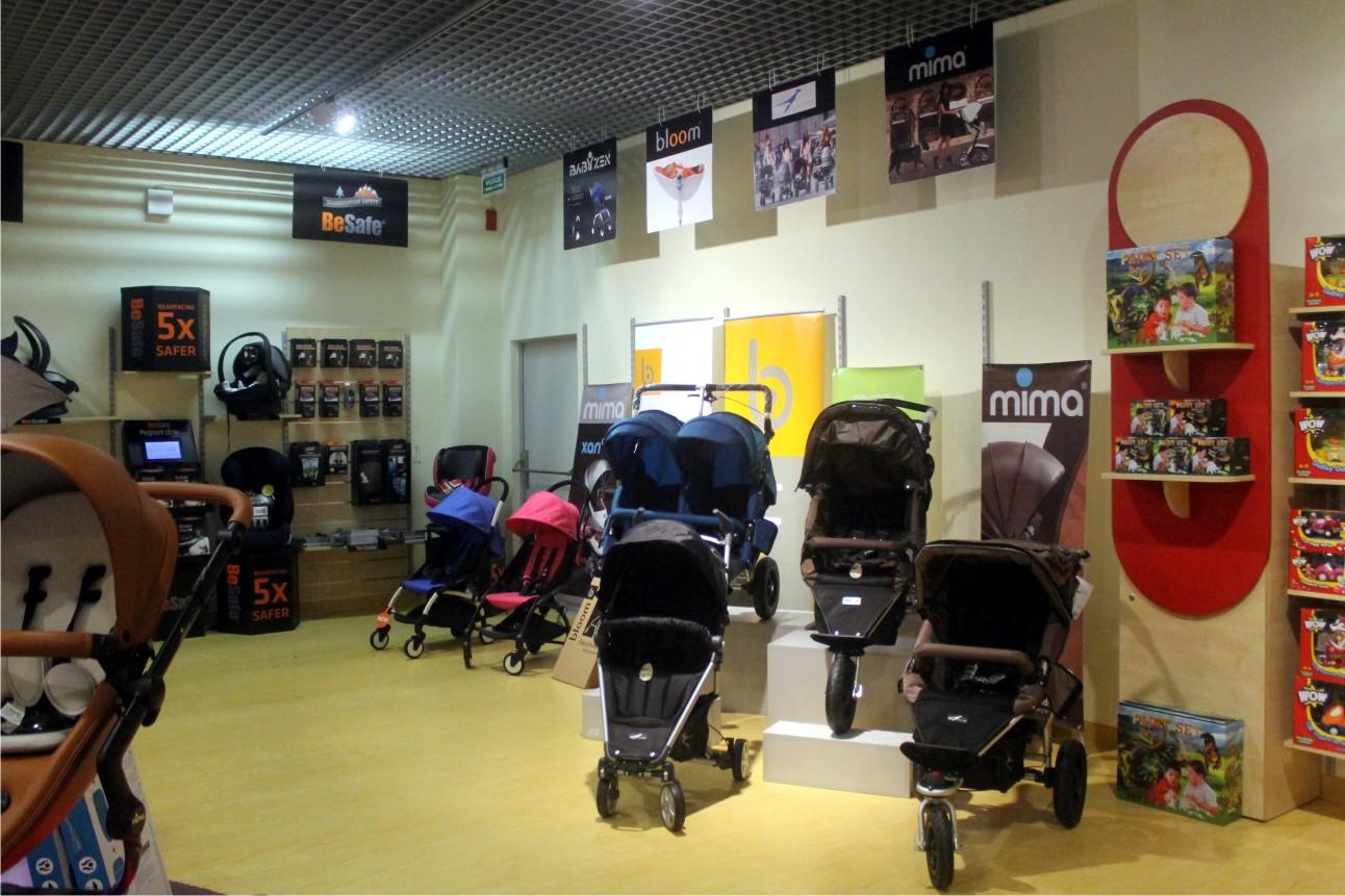 wysposażenie sklepu dziecięcego